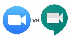 Google Meet face concurenta celor de la Zoom