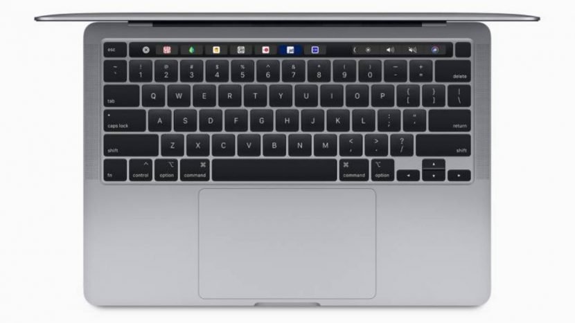 MacBook 13 inch cu magic keyboard