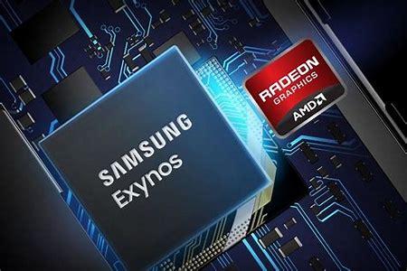 Smartphone Samsung Galaxy cu AMD Radeon