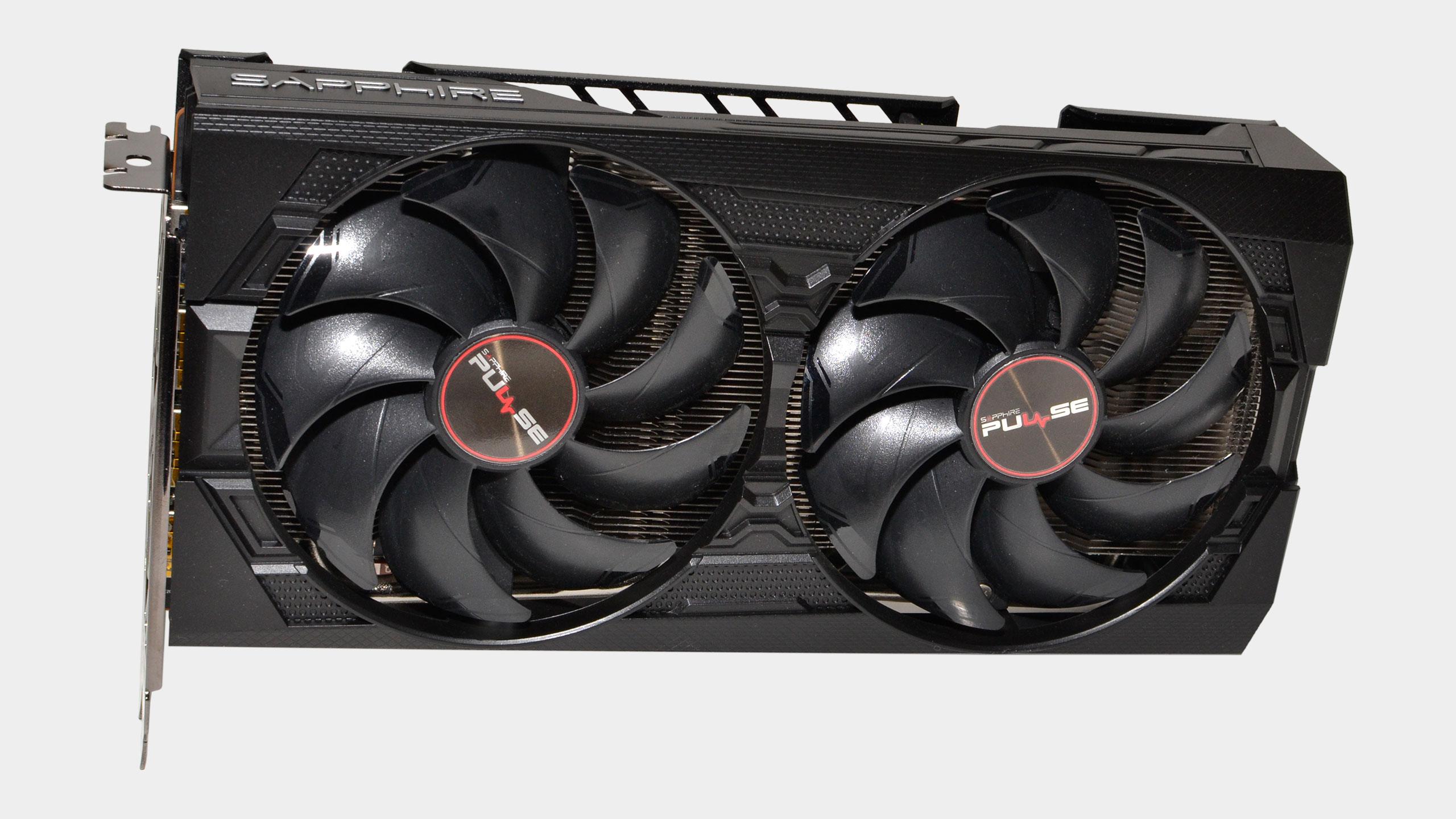 RX 5500 XT, 8GB VRAM