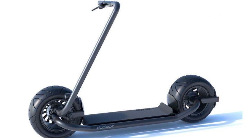 scooter-trotineta stator