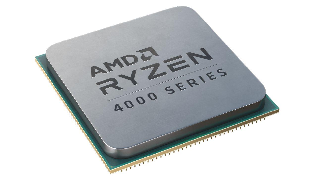 AMD-Ryzen 4000 G Series APUs