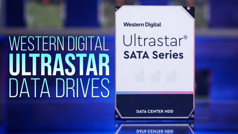 Western Digital Ultrastar