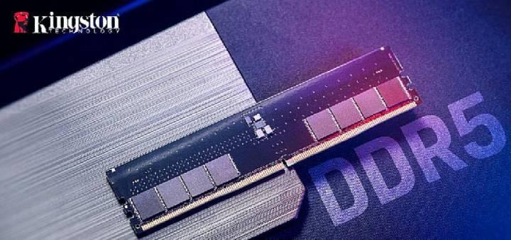 Kingston anunta memorii DDR5 cu suport OC